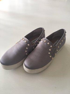 Steve Madden Style Sportlich Class Chic Perlen-Schuhe