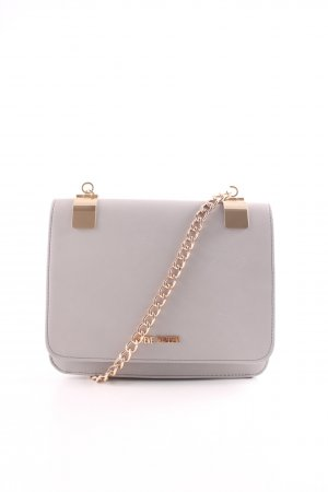 Steve Madden Crossbody bag light grey-gold-colored business style