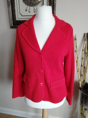 ae elegance Blazer dark red-brick red