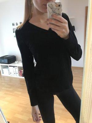 Stickpullover Esprit schwarz 34