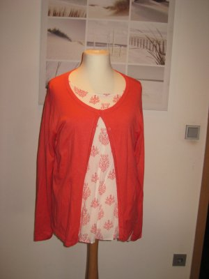 Soyaconcept Knitted Vest red