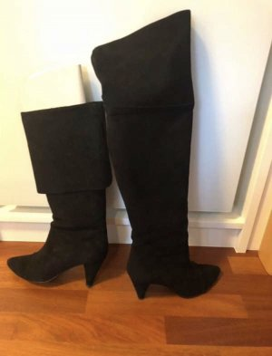 Diva Stivale cuissard nero