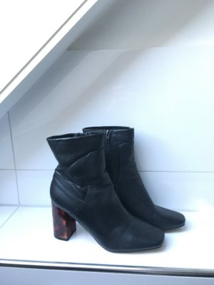 Asos High Heel Boots multicolored