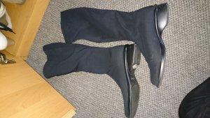 Gabor Stretch laarzen zwart