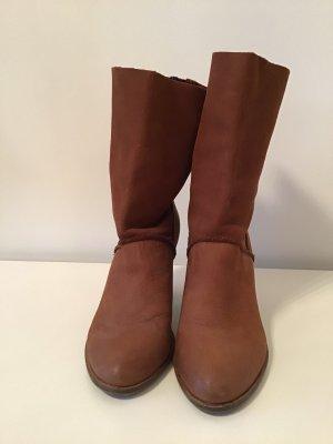 Sommerkind Short Boots cognac-coloured-brown