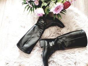 Stiefel 5th Avenue Echtes Leder Gr.38 Top Zustand