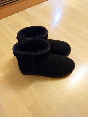 Esmara Fur Boots black