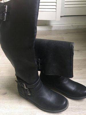 JustFab Jackboots black