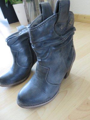 Dockers Boots western bleu