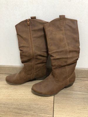 Short Boots brown