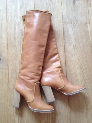 Stiefel, 70er Jahre Stiefel, Isabell Marant, hohe Stiefel