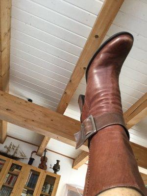 Alberto Fermani Heel Boots brown