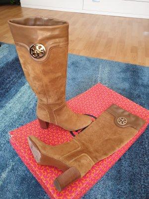 Tory Burch Heel Boots light brown