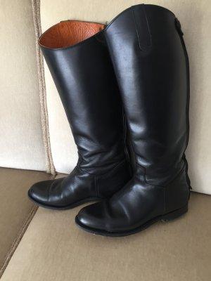 Stiefel aus echtem Leder