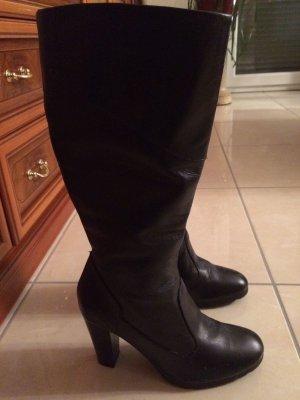 Stiefel aus echtem Leder | Größe 40