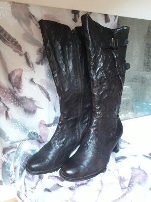 Stiefel aus Echtleder