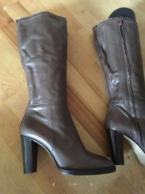 Stiefel aus feinstem Nappaleder