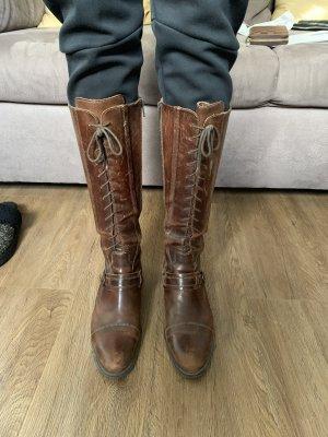 Stiefel aus hochwertigem Leder