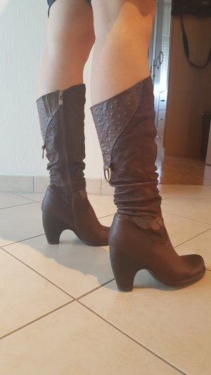100 Heel Boots brown