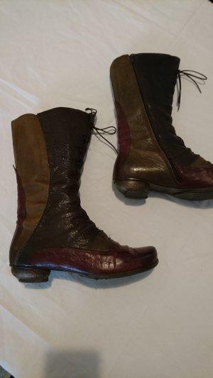 Stiefel aus sehr feinem Leder