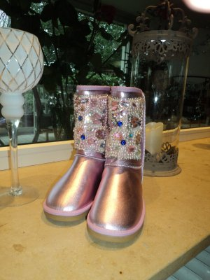 Boots multicolored