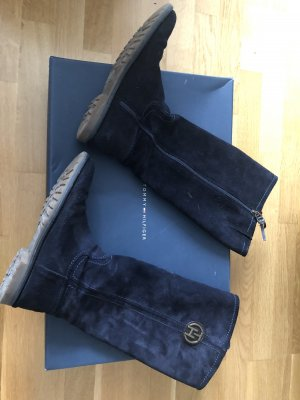 Tommy Hilfiger Winter Boots dark blue