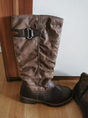 Sir Oliver Winter Booties brown