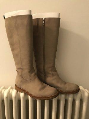 Stiefel beige von Flipflop Gr. 39