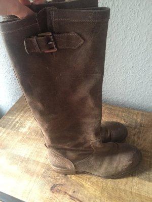 Stiefel Biker görtz Gr 39 Leder boots blogger