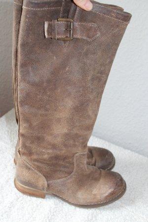 Stiefel Biker görtz Gr 39 Leder boots blogger Leder
