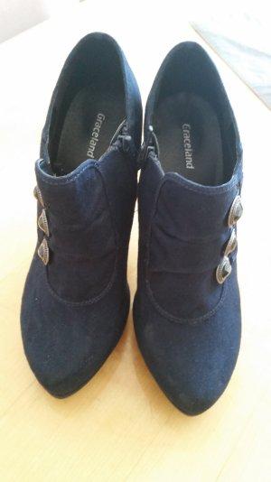 Stiefel Blau grösse 37