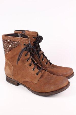 Stiefel braun Größe 40 1711400010372
