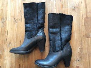 Stiefel Bronx Schaft aus Wildleder Größe 38