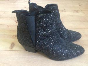 Zara Botte courte noir