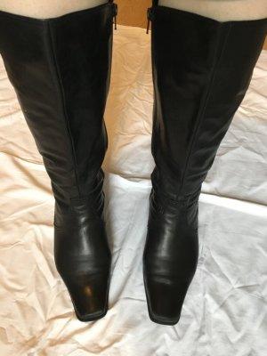 Stiefel Damen Echtes Leder Gabor