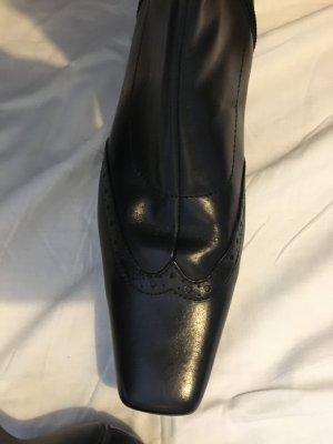 Stiefel Damen Echtes Leder Marke Minozzi