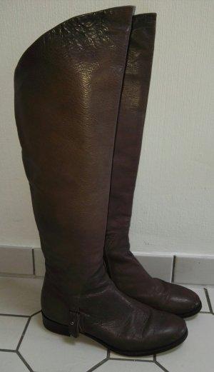 Stiefel echtes Leder Vero Cuoio