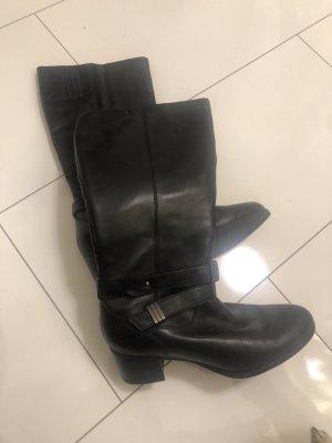Bonita Fur Boots black