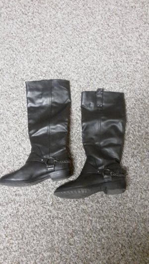 Stiefel EDC Cowboystyle 37 schwarz