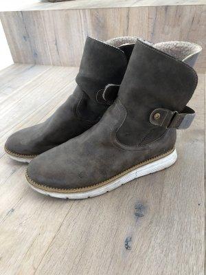 Mark Adam Jackboots light brown leather
