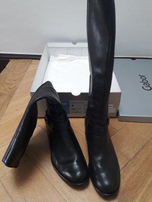 Stiefel Gaucho schwarz Gr. 4 Gabor