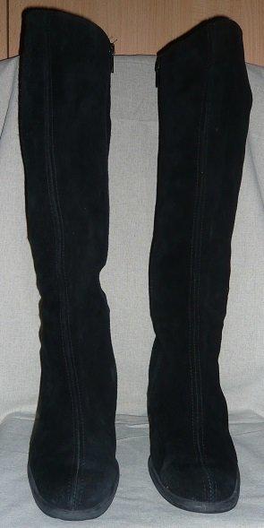 Stiefel Gr 38 Für schlanke Beine