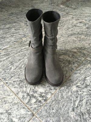 Stiefel, grau, Gr.36