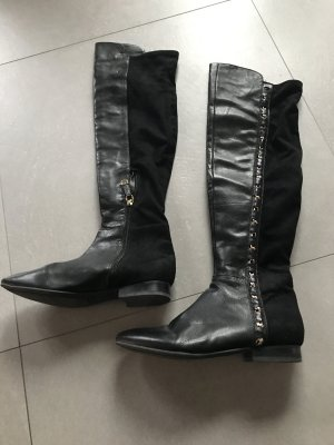 Guess Stivale cuissard nero