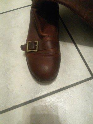 Stiefel hochwertig aus Vollleder