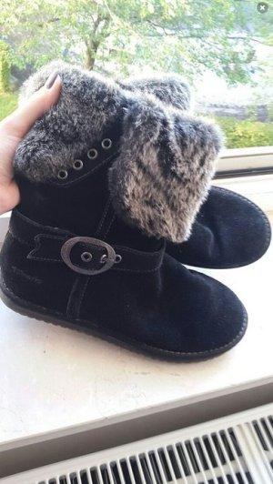 Stiefel im Uggboot Stil von Tamaris