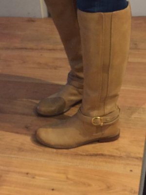Stiefel in Cognac Gr. 39 Sperry Top-Sider