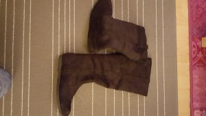 Ariane High Boots black