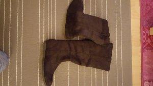 Stiefel in der Größe 39 aus Echtleder
