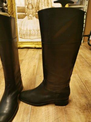 Stiefel in Gr. 39 , schwarz, Reitelook von ASH